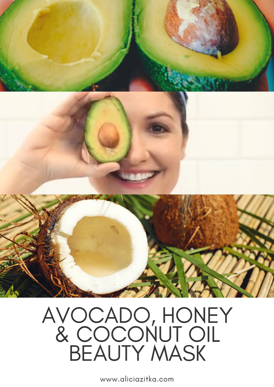Alicia Zitka Avocado Mask